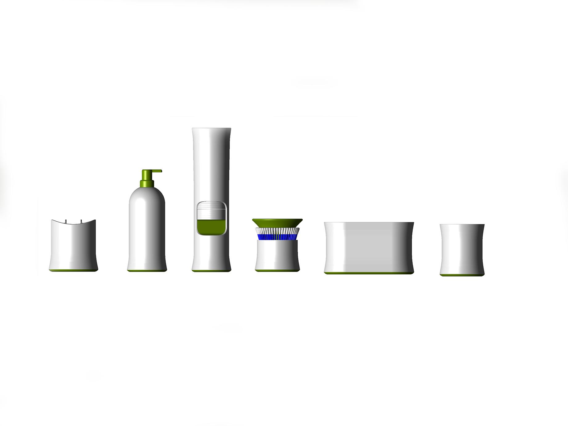 Bathroom Products : AUTHENTICS – Rock Galpin Studio