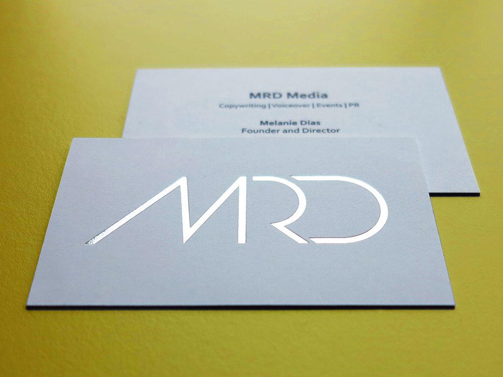 Brand Design : MRD Media