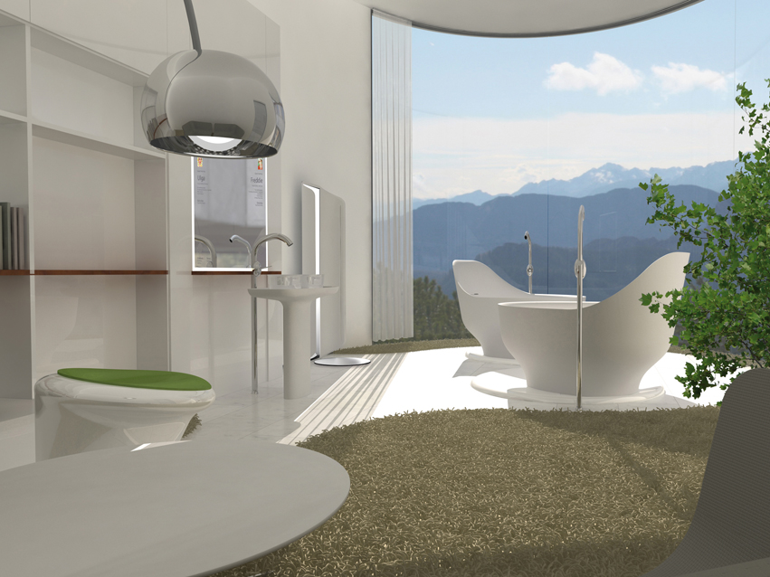 Bathroom of the Future 2020 Vision